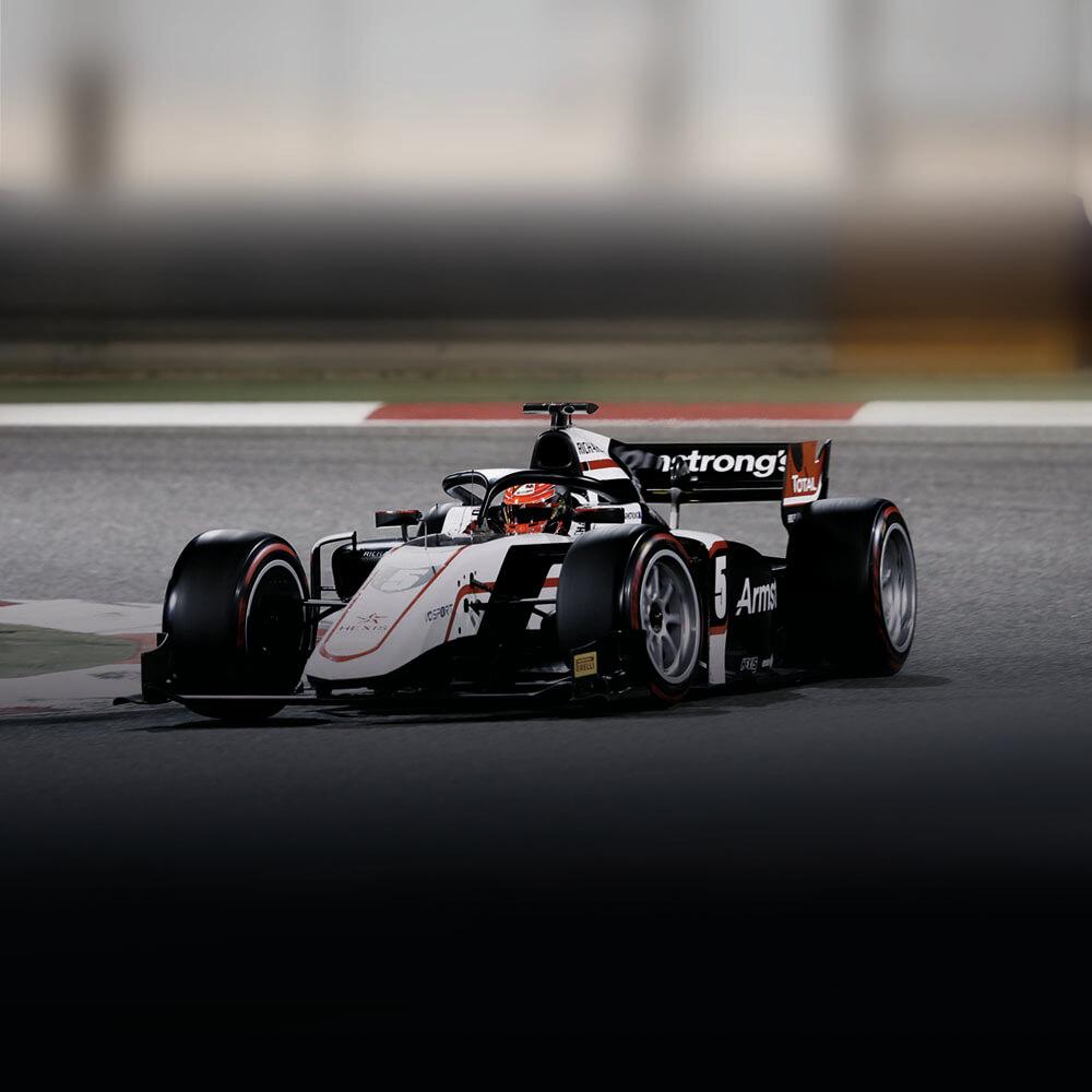 ART Grand Prix Teams Background 2
