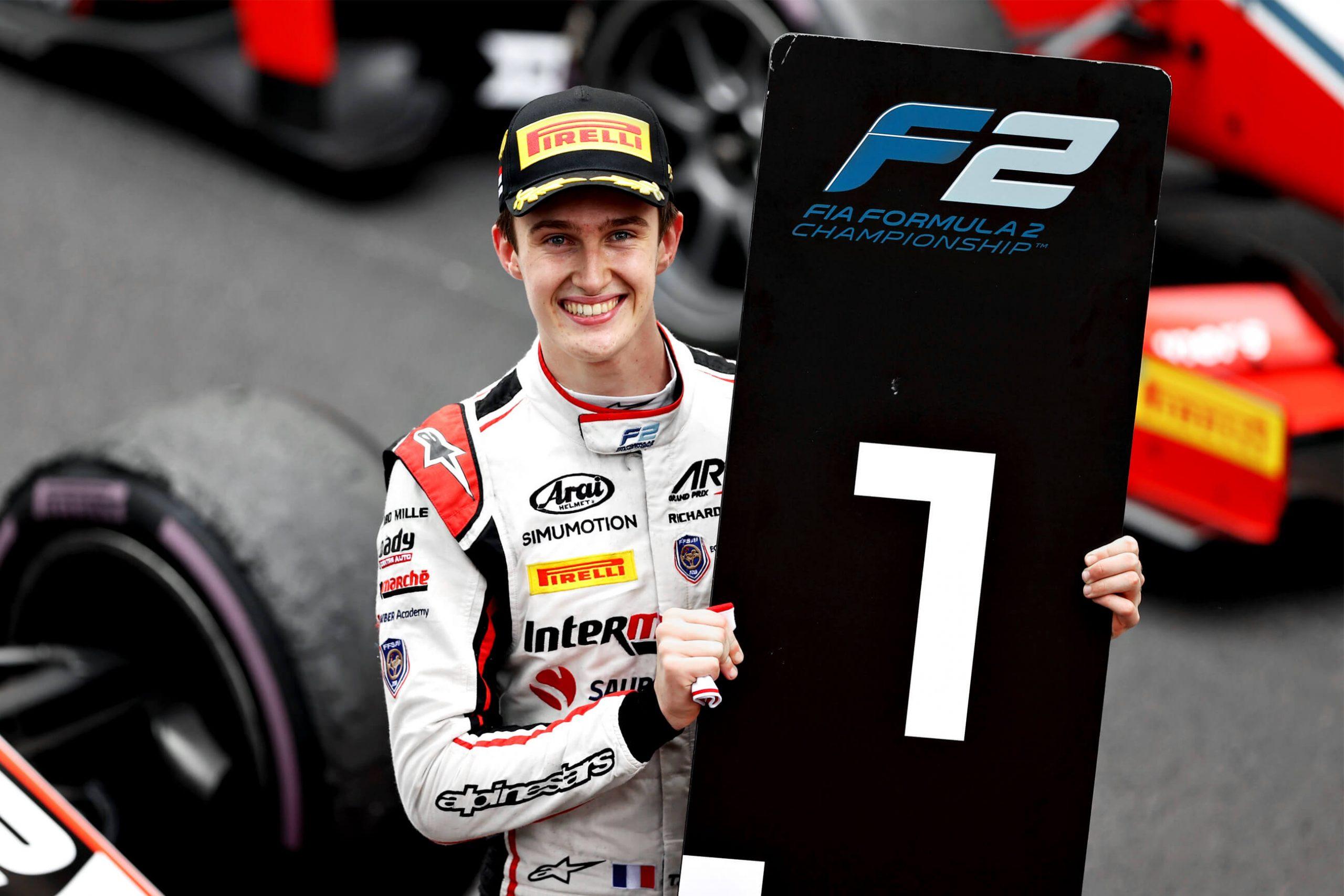 Pole position et victoire à Monaco...