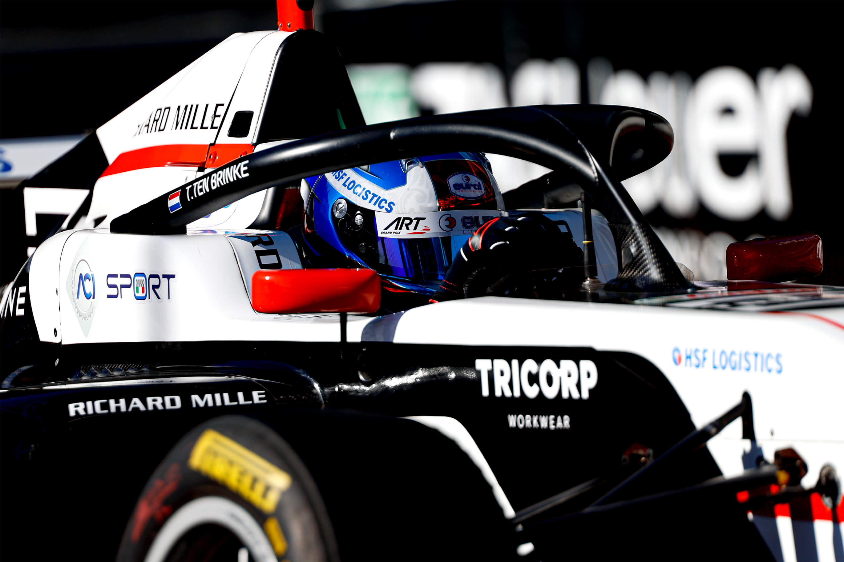 Difficult weekend in the Principality for the Formula Regional