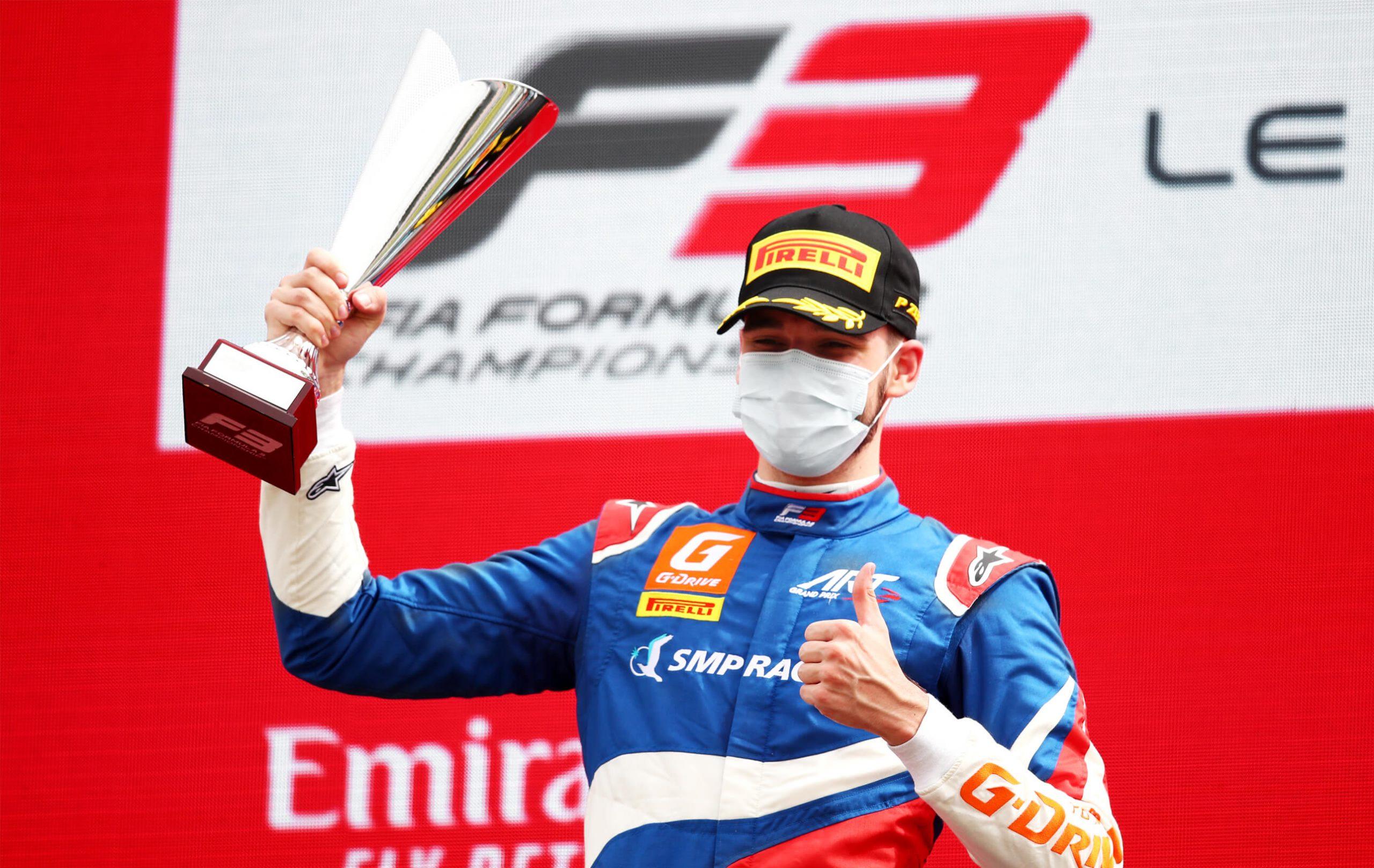 Victoire, pole position et des points au GP de France