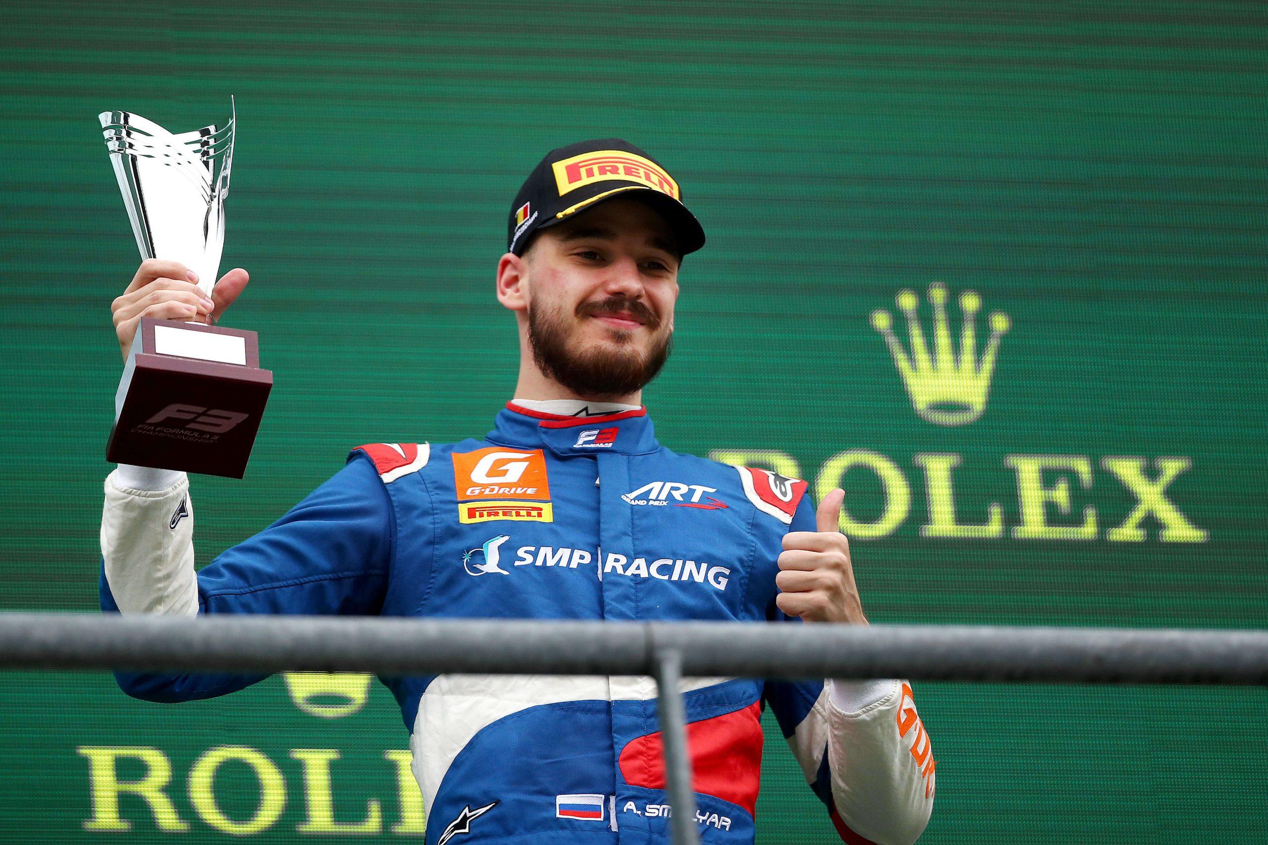 Un podium et plusieurs points à Sp...